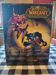 Sideshow Collectibles Blizzard Ent. Employee Edition 'd/280 The Burning Crusade