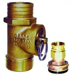 Groco Ssc-1000 1 Engine Flush Kit And Adaptor 2 Available