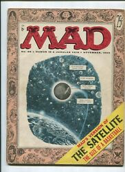 Mad 26 6.0 The Fisherman Collection The Satellite 1955