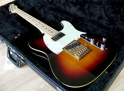 Tpp Andy Summers Police Fender Usa Custom And03962 Telecaster Tribute - Non Relic