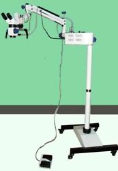 New Dental Surgical Microscope/motorized With Accessories Lab And Life