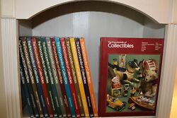 Time - Life Collectibles And Antiques Reference Books - Complete 16 Set