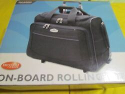 Ricardo Beverly Hills Rolling Tote On Board Under Seat New with Tags $29.00