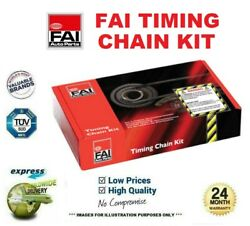 Fai Timing Chain Kit For Mercedes Benz Sclass Coupe Cl65 Amg 2006-2010