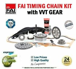 Fai Timing Chain Vvt Gear Kit For Bmw 3 Coupe E92 335 I 2005-2013