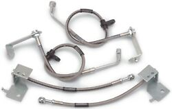 Russell 693380 Street Legal Brake Line Assembly Fits 05-10 Mustang