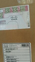 Cisco Ncs Ac Power Tray Ncs-ac-pwrtray= New Sealed In Box