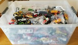 Lot Of 40 Picked At Random - Diecast Cars / Hot Wheels / Matchbox And Others