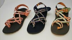 CW6 New Chaco ZX 2 Classic Toe Sandal Water Trail Beach Women 7 Choose Color $40.00