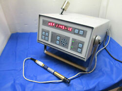 Met One Laser Particle Counter A2408 With 085a Probe Airborne Metone A 2408 Unit