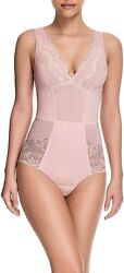 Squeem - Brazilian Flair Womenand039s Slimming Shapewear Lace Bodysuit