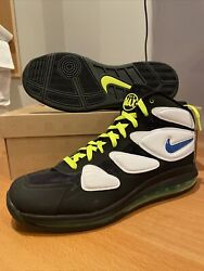 New Nike Air Max Sq Uptempo Zm More 2013 Zoom Diamond Turf Pippen Penny Sz 10
