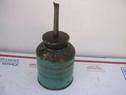 Vntg Heideman Co Ironwood Mi Mccormick Deering Farm Machines-implements Oil Can