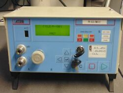 Ateq F420 Ref. 203.01 Compact Leak Detector For Production Testing