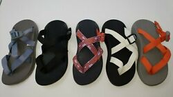 CW6 New Chaco Tegu Slip on Sandals Water Trail River Beach Women 7 Choose Color $35.00