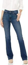 Joeand039s Jeans Womenand039s Hi Honey High Rise Curvy Bootcut Jean