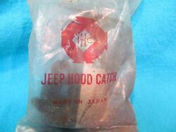 Nos Ihc Black 1988 Jeep Hood Latch Made In Japan