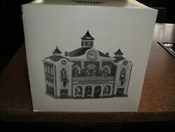 Dept 56 Christmas In The City - Grand Central Railway Station 58881