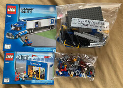 Lego City Toys R Us Truck And Toy Store 7848 Complete