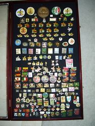 World Cup 1986 Pin Badge Collection
