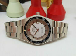 Rare Vintage Omega Electronic F300hz Seamaster Chronometer Diver Manand039s Watch