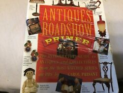 Vintage Antiques Roadshow Primer The Introductory Guide To Antiques 1999