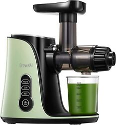 Juicer Machinesgreen Cold Press Juicers With 3 Mode Easy To Clean With...