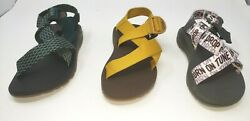 CW25 New Chaco Mega Z Cloud Sandal Water Trail River Beach Women 7 Choose Color $40.00