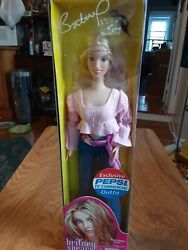 Britney Spears 2001 New And Sealed Pepsi Tv Commerical Outfit Doll