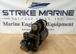 Perkins 1993736, Delco 12v 37mt , 12tooth Ccw Starter