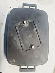 Seadoo Rear Electric Box Cover 99 00 Gsx Rfi 99 00 01 02 Gtx Rfi Good Tabs