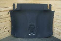 Headliner Panel Black Lc06dx9ab Dodge Viper Coupe Gts Gt2 Acr 1996-02 Cut