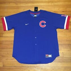 Nwt Nike Team Chicago Cubs Alfonso Soriano 12 Mlb Genuine Merchandise Jersey