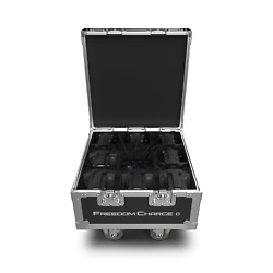 Freedom Charge 8 Compact Road Case That Charges And Safely Transports Freedom Pa