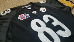 Pittsburgh Steelers Miller Jersey Size 54 2xl Euc