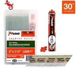 Paslode 2-in 30-degree Interior/exterior Pneumatic Framing Nails 1000-count