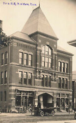 Danielson Ct Town Hall Sporting Goods And Clothing Stores Old Car Rppc