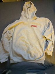 South Hills Movers Gray Gildan Gray Pullover Hoodie