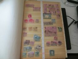 India And States, Nice Stamp Collection In A Stockbook