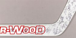 Kim St Pierre 2002 Salt Lake City Olympics Canada Team-signed Game-issued Stick
