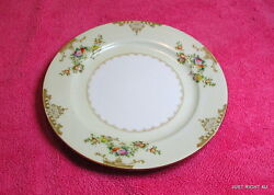 {set Of 2} Meito Marie 6 1/2 Bread Plates Exc V2069 6 Left