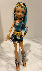 Monster High Mh Ooak Nefera De Nile Original Outfit Jewelry Ring Fashion Doll