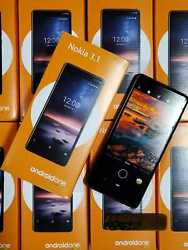 Lot Of 10 Nokia 3.1 A - 32gb -black Complete Any Gsm Carrier Unlocked