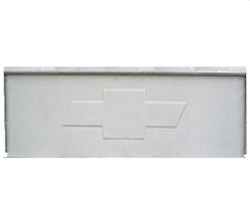 Front Bed Panel Chevrolet 1947 - 1953 Embossed Bowtie Chevy Stepside Truck