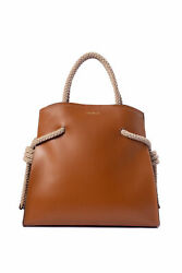 Coccinelle - Womenand039s Trapeze Rope Tote