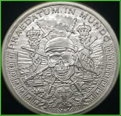 Silver Shield Pirate's Plunder 5oz Proof 2018 - Silver Shield Group Ssg