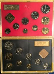 Russia/soviet Union 1990 And 1991 Mint Sets And2 1991 Republic Sets Free Shipping
