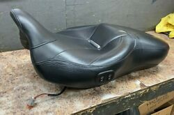 Used Harley-davidson Heated Seat Black 52000080 09-later Touring Models
