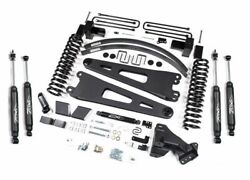 Zone Offroad F52n 6.0 Suspension Lift Kit 17-19 Super Duty 4wd Diesel