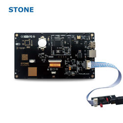 10.1 Inch Hmi Tft Lcd Touch Screen Module With Hardware And Software